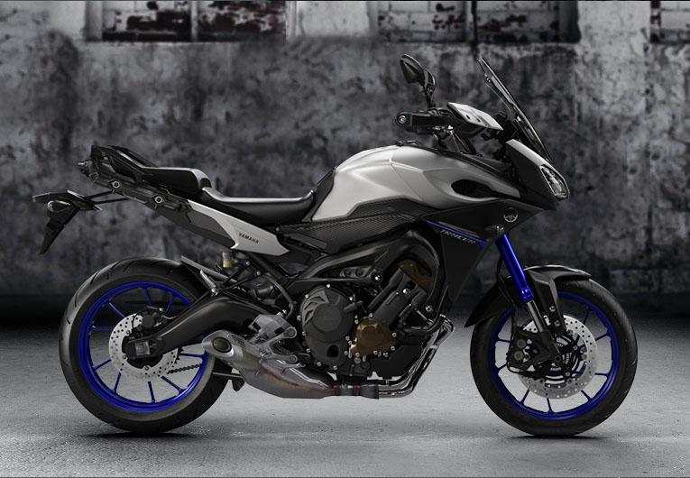 Yamaha MT 09 Tracer Race Blu